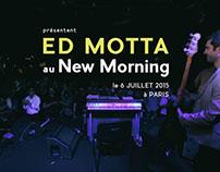 ED Motta - Jazzahead - Génerique - Arte