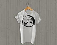 Tshirt With Hanger Mockup