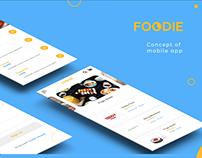 Food Ordering Mobile App UI/UX