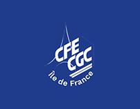 CFE CGC Île de France – confédération syndicale des cad