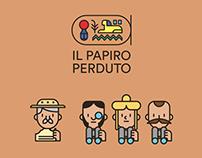 Il papiro perduto - Urban game