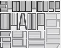 Hashigo - Typography