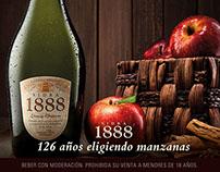 Drinks - Sidra 1888