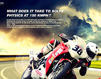 Honda One Make Race Poster