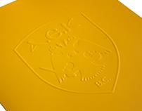 AEK Basketball Club   Corporate Identity & Folder