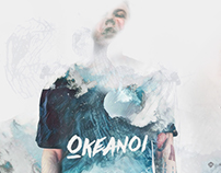 """Oceans"" - Poster design"
