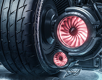 Bridgestone // POTENZA Launching Campaign