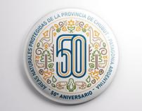 50° ANIVERSARIO ANP · Áreas Naturales Protegidas Chubut