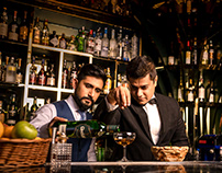 GQ India_Glenfiddich_Experimental Bartender_Blurb Prod.