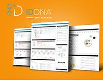 iDDNA® Dashboard