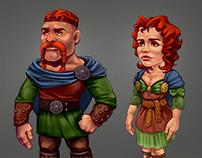 Vikings farmers #2