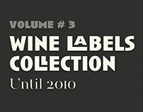 Wine Labels Collection #3