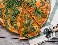 Food - Съемка для меню и SMM пиццерии Like Pizza Cut