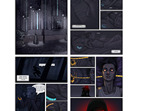 Sequential Art - Comic Test (Standard Version)
