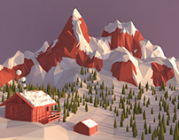 LowPoly Style
