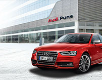 Audi A4 Price in Pune