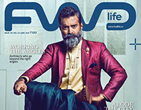 Styling For Sijoy Varghese Editorial Shoot- FWD Life