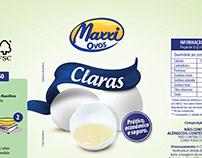 Embalagens tetrapak da MAXXIOVOS