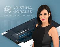 Kristina Morales: Luxury Real Estate Website Design