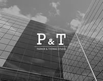 || Branding || P&T Studio