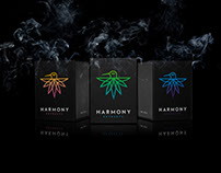 Harmony Extracts - Brand Identity and Packaging Design