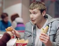 KFC: special menu TVC 39 rur