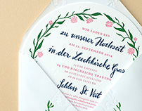 Wedding Print Products