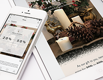 The GoDown: Christmas Social Media Collaterals