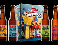 Mill St. Brewery's Summer Brewpub Mixpack