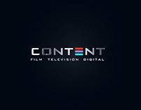 Content logo animation