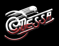 Odessa - Christine Inspired Logo + Branding