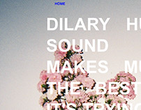 Dilary Huff Website