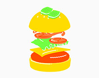 Burger | Poster