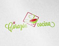 El Corazón de mi Cocina - Delivery Food Service Logo