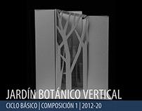 2012.20_Composición 1_Jardín Botánico Vertical
