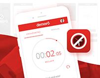 App Redesign | Demorô