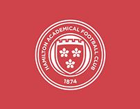 Hamilton Academical FC Redesign Concept