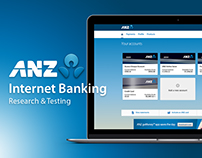 ANZ.co.nz — Internet Banking Prototype