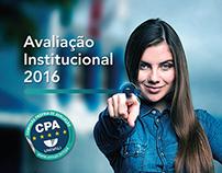 Avaliação Institucional 2016 - UNIVALI