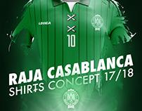 RAJA CASABLANCA - Concept Shirts Legea
