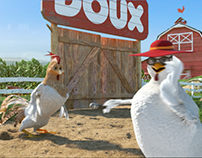 Doux chicken
