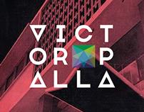Logotipo Dinâmico: Victor Palla