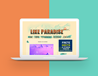 Layout | Like Paradise