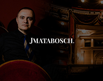 Website for a Renowned Opera Artistic Director