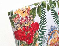Floral Geometry I - Art Print