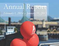 ALSA Annual Report 2014-15