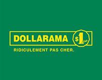 Dollarama | Concept publicitaire
