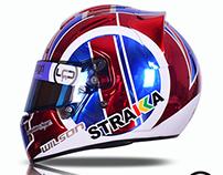 Strakka Team Driver Karting Bell