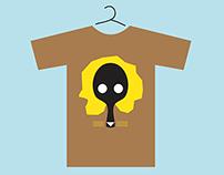 pingpong animal t-shirt
