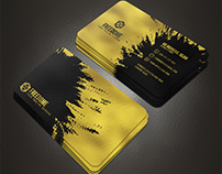 Golden Freedom Business Card